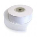 Stix 2 - White Organza Ribbon